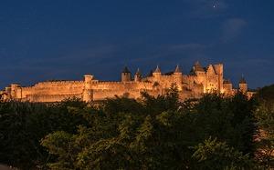 cite de Carcassonne domaine en marie