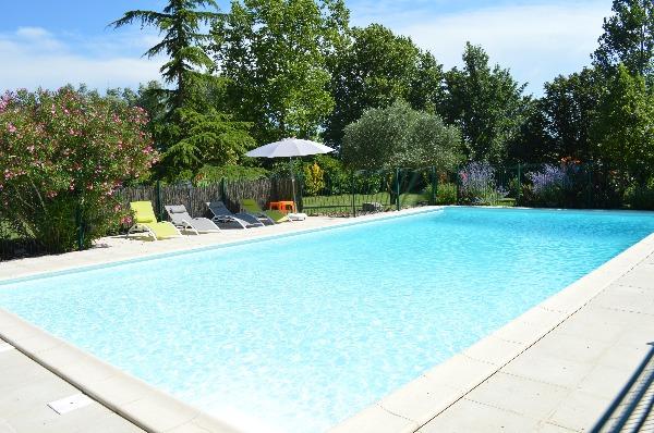 piscine domaine en marie